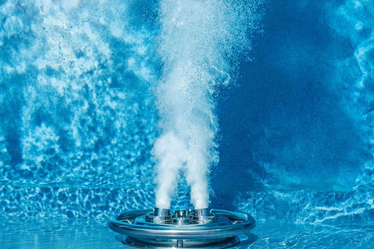 Mecanisme contre-courant natation