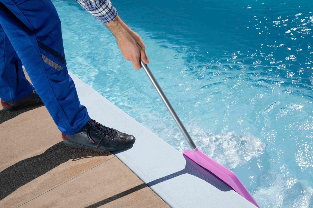 entretien epuisette piscine