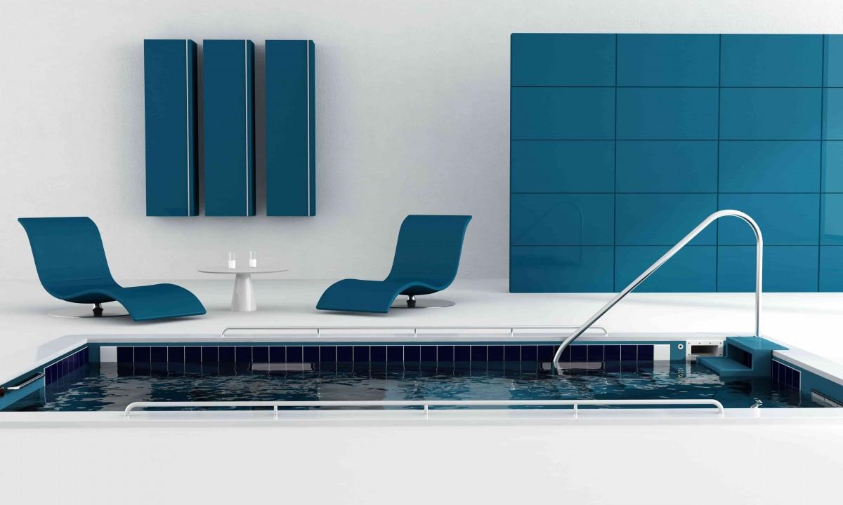 mini piscine interieur