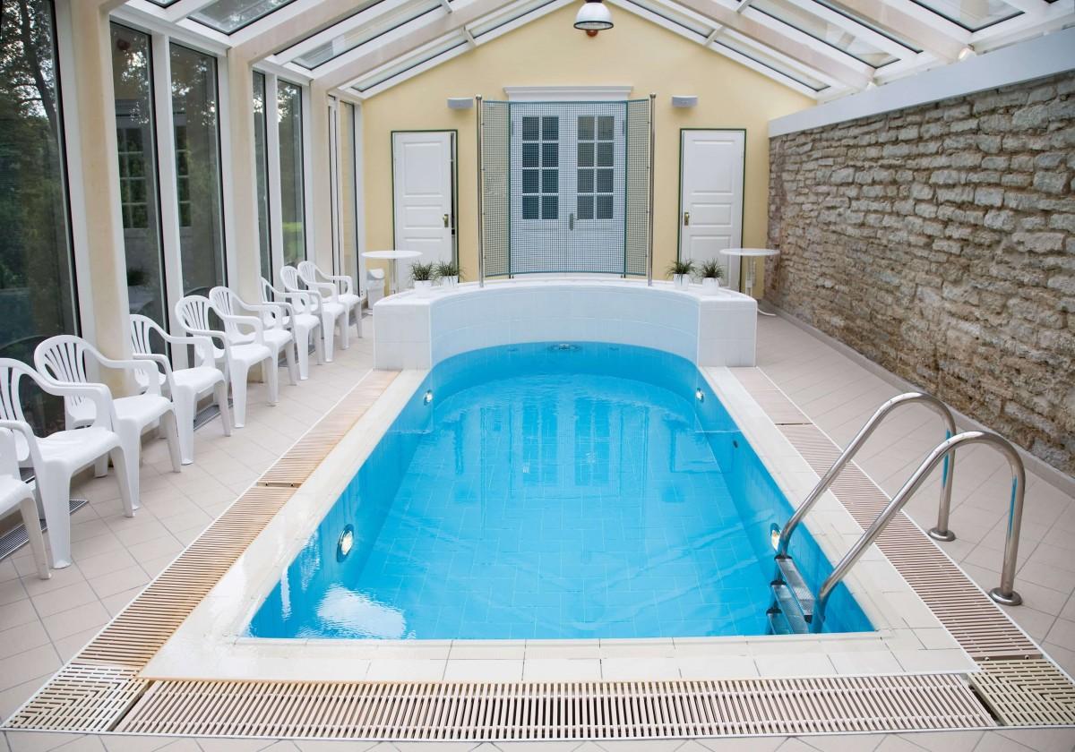 Personnalisation mini piscine