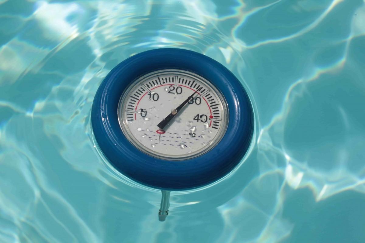 Chauffage des petites piscines