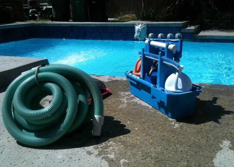 Le traitement de l'eau des piscines