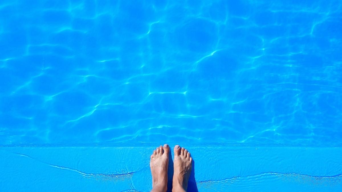 L'évacuation des eaux d'une piscine privée